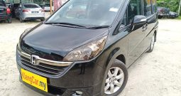 2007 Honda STEPWAGON 2.0 I-VTEC (A) 2 P/DOOR -TY