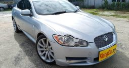 2012 Jaguar XF 3.0 LUXURY (A) P/START P/SHIFT -TY