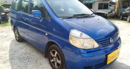 Nissan SERENA 2.0 HIGH-WAY STAR (A) – TY